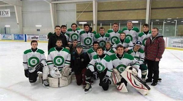 Boys Hockey 2016-2017